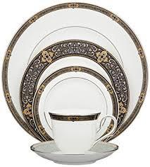 lenox vintage platinum banded bone china 5