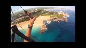Arecibo Light Flying Paramotor Over Arecibo Light House Puerto Rico Youtube