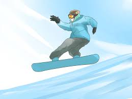 how to hit a jump on a snowboard with pictures wikihow
