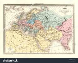 blank map of europe middle ages молдова