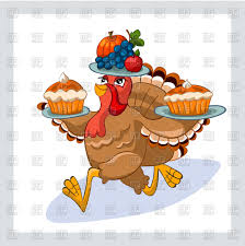 thanksgiving vector art cartoon thanksgiving turkey vector image 101827 u2013 rfclipart