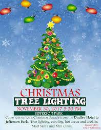 salamanca christmas tree lighting enchanted mountains of