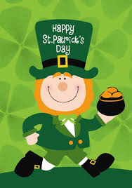 country yard outlet st patrick u0027s day leprechaun large flag