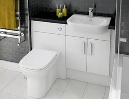 White Gloss Bathroom Furniture White Gloss Bathrooms Fitted Furniture From Mallard Bathrooms