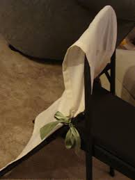 folding chair cover diy folding chair covers elizabeth designs the wedding