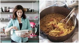 cuisine tv nigella nigella lawson s carbonara recipe angers italians