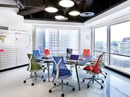 Herman Miller Meeting Table In The Meeting Room Workspace Pinterest Meeting Rooms