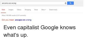 Google Did You Mean Meme - ancoms are wrong web images videos shopping news more search tools