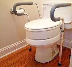 Toilet Handrail How We Help Restore Independence