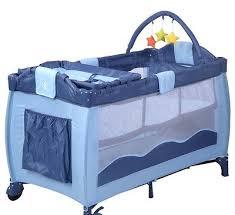 Baby Camping Bed Baby Safety Newborn Bassinet Folding Cradle Crib Infant Nursery
