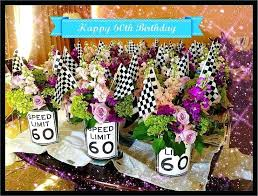 60th birthday party favors extraordinary 60th birthday decoration birthday party decoration