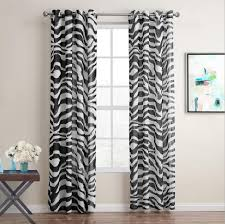 Zebra Curtain Panels Compare Prices On Zebra Sheer Curtains Online Shopping Buy Low
