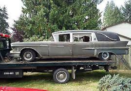 hearse for sale hearse for sale cadillac other superior hearse 1958 cadillac