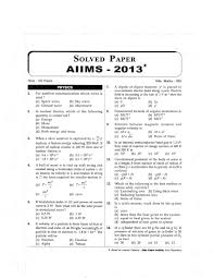 paper pattern of aiims aiims mbbs entrance question paper pdf 2018 2019 studychacha