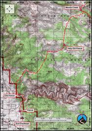 Mail Map Hiking Boulder Mail Trail Escalante Road Trip Ryan
