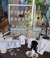 jewelry display ideas for setting up for jewelry shows display