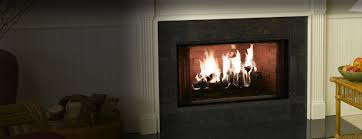 element wood fireplace heatilator
