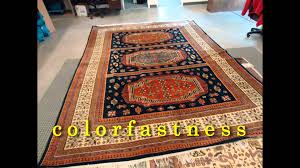 How To Clean The Rug How To Clean Wool Rugs Correctly Youtube