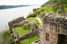 misty urquhart castle loch ness u2013 photo a day august 19 2012