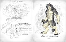 goldenwolfen com the artwork of christy grandjean