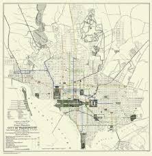 washington dc trolley map washington dc archives s schrader