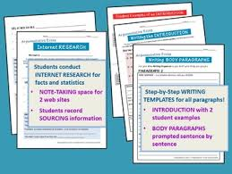 essay argumentative writing unit common core aligned 6 9