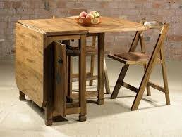 table attached to wall table with chairs inside crazy folding dining table attached to wall