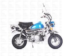 ice bear mango l 125cc monkey bike honda mini trail z50 style