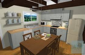 cuisine style cottage anglais cuisine style cottage anglais en bois massif laqué