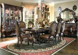 elegant formal dining room sets fancy dining room sets awesome elegant formal dining room sets about