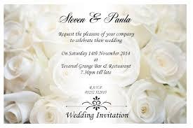 wedding invitations by wedding sle wedding invitation by email ahloha wording