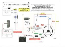 trailer wiring diagram with electric brakes webtor me best of