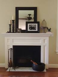 ideas for decorating above a fireplace mantel home design ideas