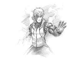 demon cyborg by itsbirdyart on deviantart