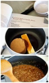 caramel walnut upside down peanut butter banana cake ambitious