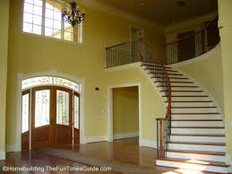Grand Stairs Design Classic And Creative Open Staircase Designs The Homebuilding