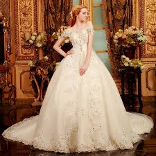 turkish wedding dresses new design crystals heavy beaded a line 2015 wedding dresses in