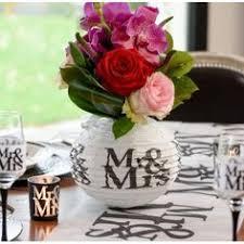 boulette papier mariage déco de table et blanche à coeur idéale pour un mariage