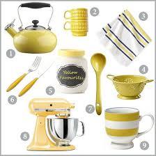 Kitchen Yellow - the 25 best yellow kitchen accessories ideas on pinterest