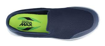 skechers performance go walk 4 incredible slip on shoes mens