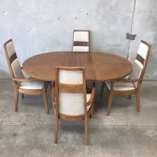 Vintage Dining Room Furniture Vintage Dining Set By Kroehler U2013 Urbanamericana