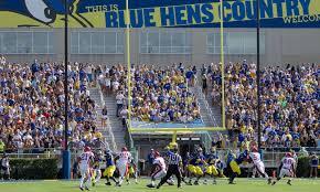 Delaware travel fan images University of delaware football cracks top 25 moves up in sports jpg