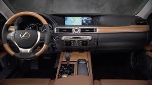 lexus gs 450h 2012 2015 lexus gs 450h interior youtube