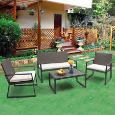 Garden Patio Furniture Sets Patio Garden Furniture Sets Ebay