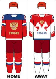 Selección de hockey sobre hielo de Rusia