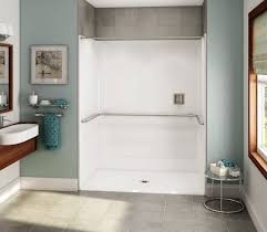 ops 6030 alcove shower aker by maax