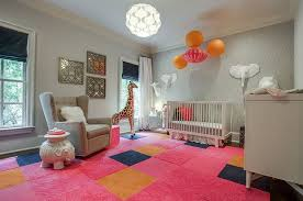 Pink And Grey Girls Bedroom 20 Gorgeous Pink Nursery Ideas Perfect For Your Baby
