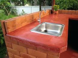 outdoor kitchen sink faucet outdoor kitchen plans kitchens sink faucets intunition com