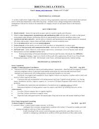 Resume For Customer Service Specialist Applications Support Specialist Resume