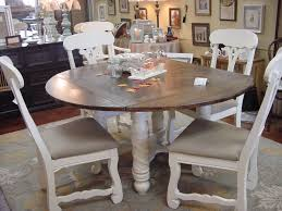 circle table with leaf furniture do it yourself divas diy round restoration hardware